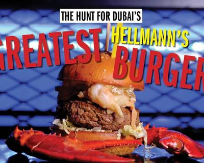 Time Out Checks Out Dubai's Beastiest Burger Ever