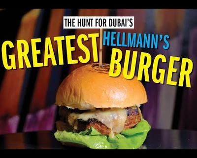 This is Dubai's 100% Vegan Beef Burger