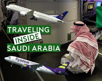 Sam Chui On Traveling Inside Saudi Arabia