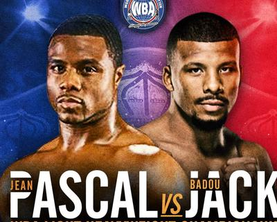 Underdog Pascal defended his WBA light heavyweight belt in an exciting fight.