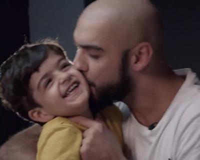 Omar Borkan gets candid and personal on fatherhood