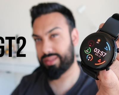 Emkwan reviews the new huawei watch