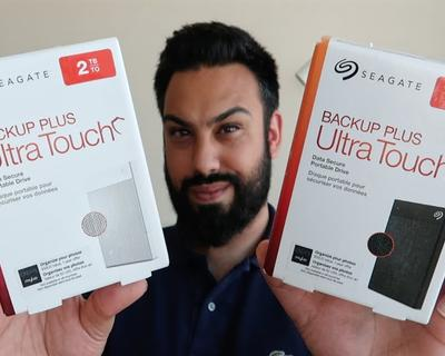 Emkwan reviews Seagate Backup Plus Ultra Touch
