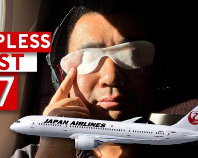 Sam Chui Reviews The BEST B787 Japan Airlines