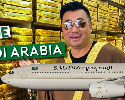 Sam Chui Travels to... Saudi Arabia!