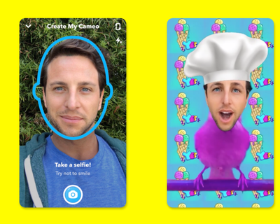 Snapchat Acquired Al Factory to Enhance the Cameo Feature