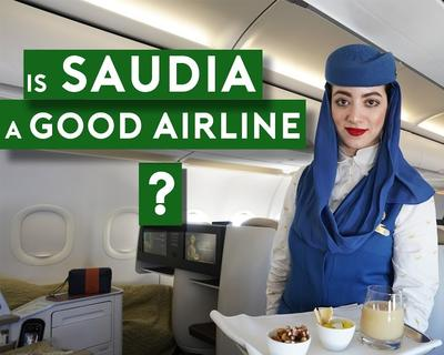 Sam Chui Reviews Saudia's New A320 Business Class Flat Bed