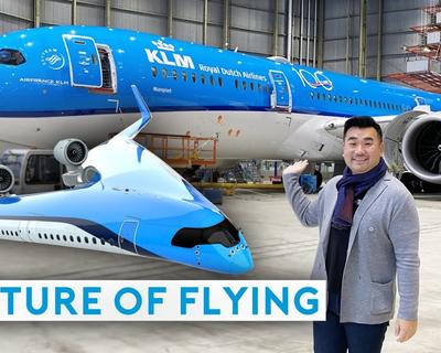 Is Sustainable Air Travel Possible?