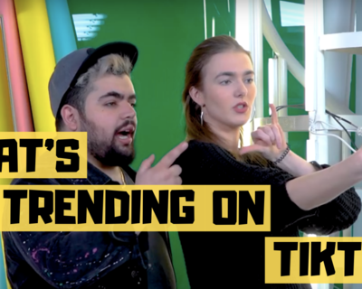 Is TikTok A Dating App? Here's What's Trending Right Now on TikTok!