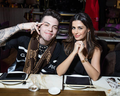 Faze Adapt's Night Out in Dubai in Pictures