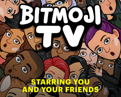 Snapchat's Bitmoji TV Will Make You The Star of Your Own Show