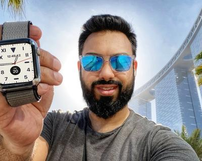 EMKWAN Reviews The Apple Watch Series 5