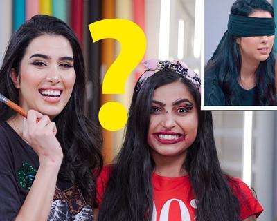 Shahad AlKhattab Ruins Layla Akil's Face on Mazaj
