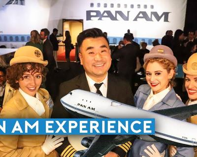 Sam Chui Takes Us Along On His Pan Am Experience