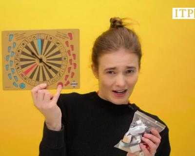 The Best Board Game of All Time on The ITP Live Show