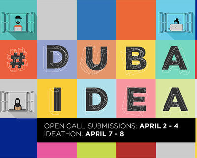 DUBAI IDEATHON 2020: THE COVID-19 CRISIS (OPEN CALL FOR SUBMISSIONS)