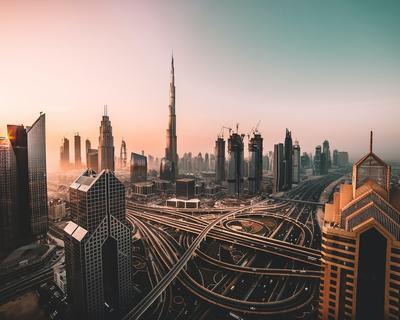 Dubai Under Lockdown via TikTok