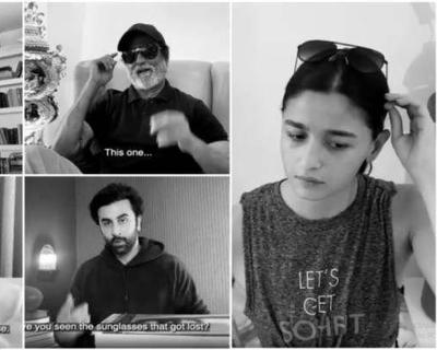Bollywood Superstars team up to spread COVID-19 awareness