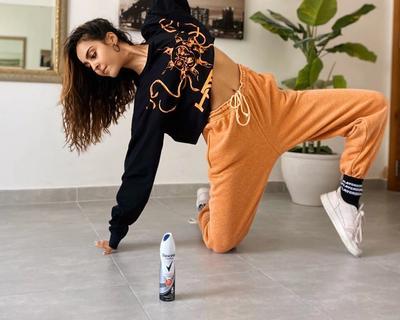 Rexona wants you to #MoveMoreAtHome