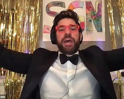 Actor John Krasinski hosts viral quarantine prom on YouTube