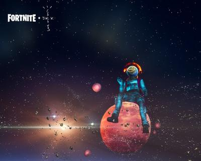 Over 12 Million Players tuned into Travis Scott's Fortnite concert