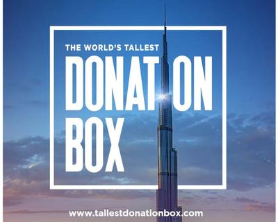 1.2 Million lights for sale on Burj Khalifa
