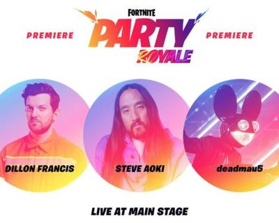 Fortnite announces new concert as players reach 350 million