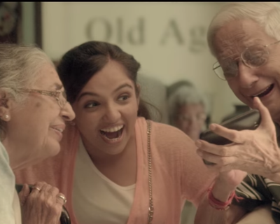 Vodafone's latest Ad highlights how people are using 4G during lockdown in India