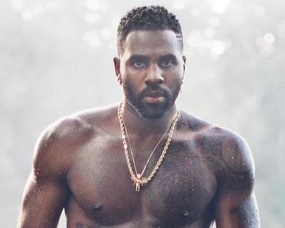 Jason Derulo transforms into Spiderman for the viral 'Wipe It Down' TIkTok Challenge