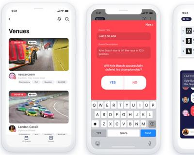 Facebook Launches New App focused on Live Events
