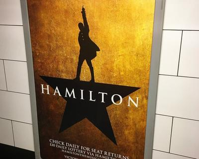 CAN 'HAMILTON' STAY ALIVE AMIDST RECENT CRITICISM?