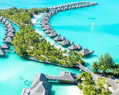 THE WORLD'S 10 MOST INSTAGRAMMABLE VACATION DESTINATIONS