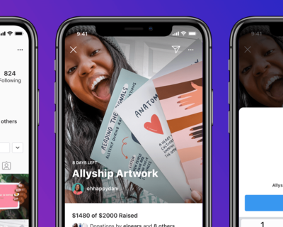 Instagram Tests Personal Fundraising Feature