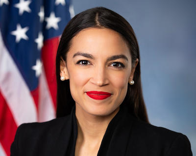 ALEXANDRIA OCASIO-CORTEZ IS THE NEW MILLENIAL ROLE MODEL