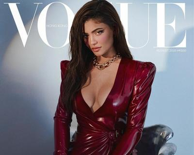 Vogue featured Kylie Jenner as the face of their 'Action Issue' and people are not happy