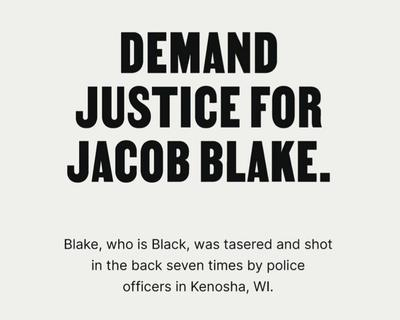 Twitter's Reaction to the Shooting of Jacob Blake