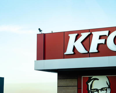 KFC Drops Its Iconic 'It's Finger Lickin' Good' Slogan Due to COVID-19