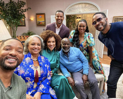 Fans ecstatic as Will Smith hints a reunion episode with the admirable cast of 'Fresh Prince' after 30 years!