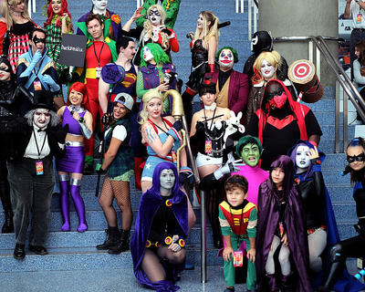 Fans around the globe can soon attend New York's Comic Con virtually