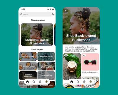 Pinterest's new initiative amplifies underrepresented creators and businesses