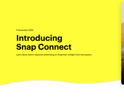 """Snapchat introduces """"Snap Connect,"""" providing informative insights from experts"""