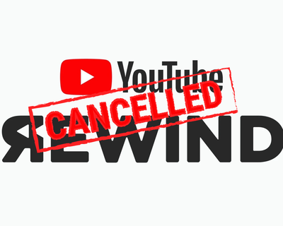 """Youtube calls it quits for 2020 as it announced that there would be no """"Youtube Rewind"""" this year"""