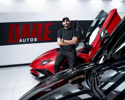Grammy recording artist and influencer S1 sets onto a new auto venture!