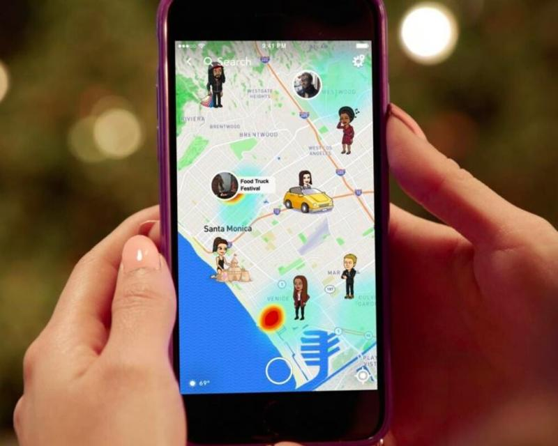 4 Awesome Ways Creators and Marketers Can Use Snap Maps To Grow Their Audience
