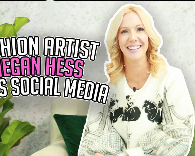 ITP Live Meets Megan Hess