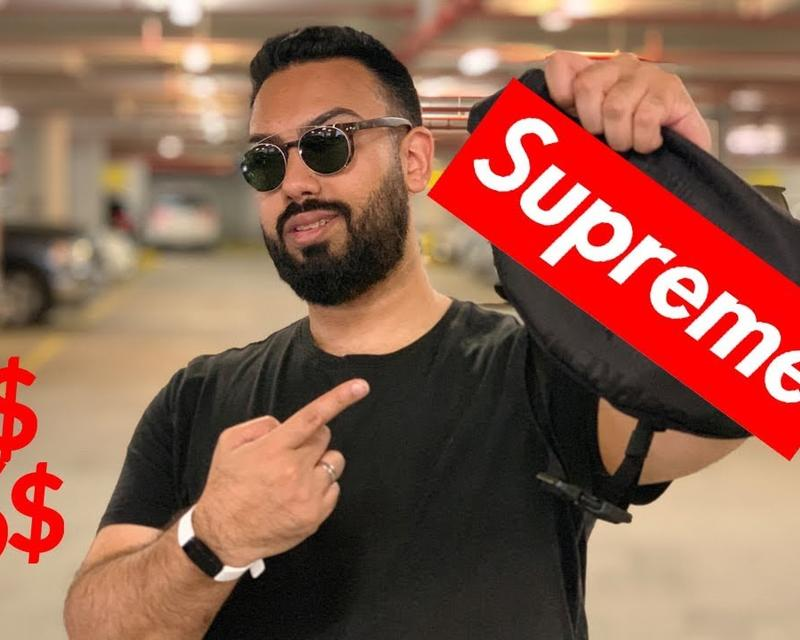 Shopping for Supreme in the UAE: EMKWAN Vlogs