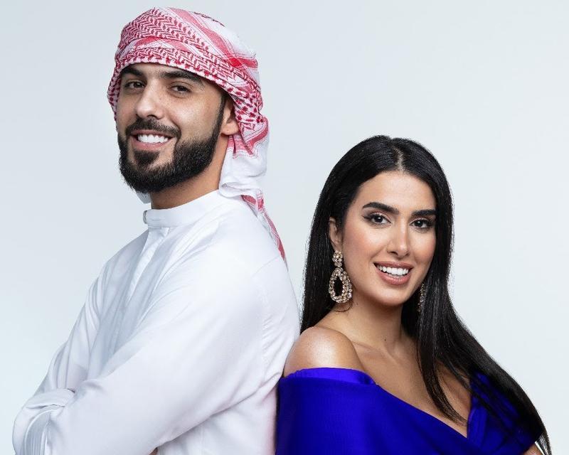 Live With Omar Borkan and Shahad al Khattab on YouTube