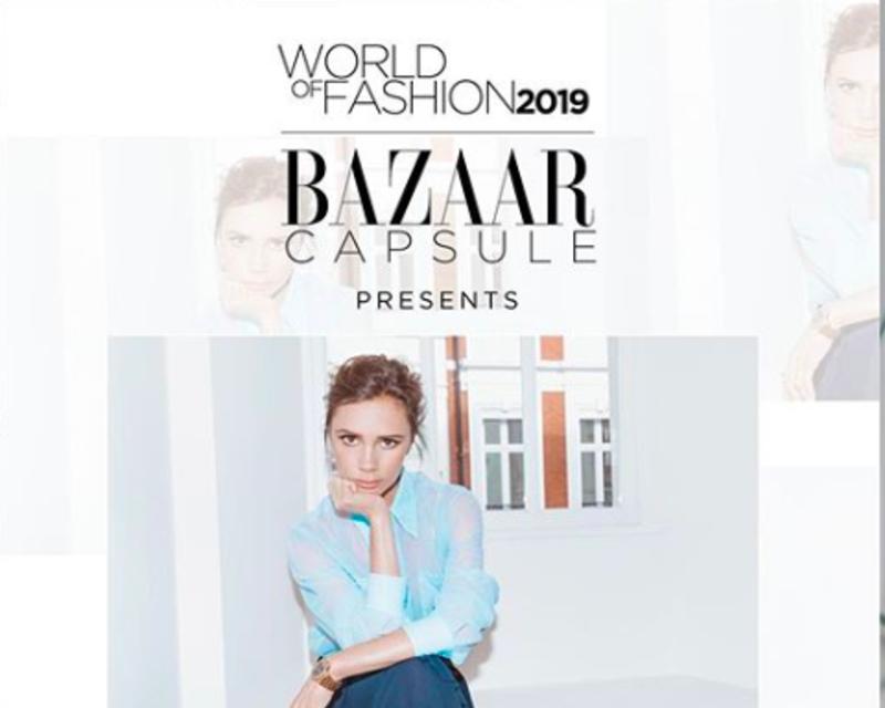 Victoria Beckham is Coming To Dubai For Bazaar Capsule