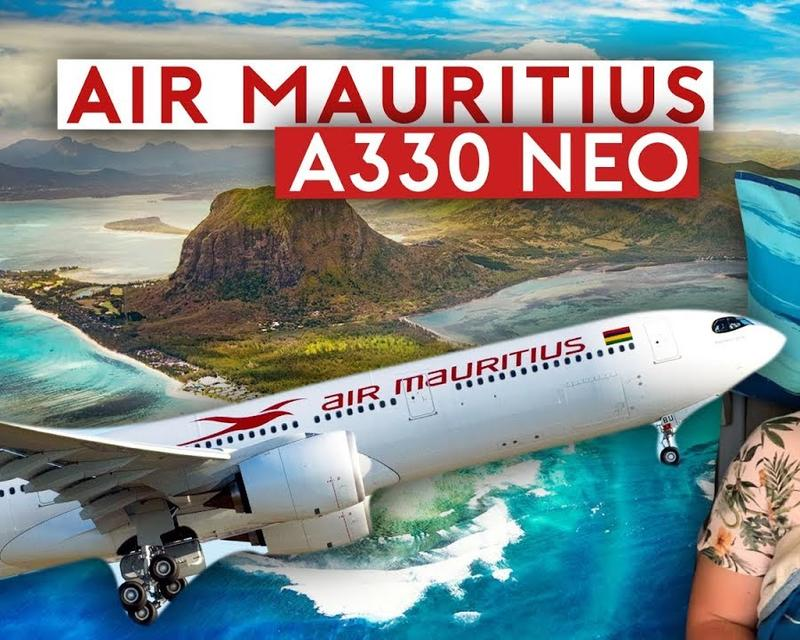 Sam Chui Shares His Airbus A330neo Experience With Air Mauritius
