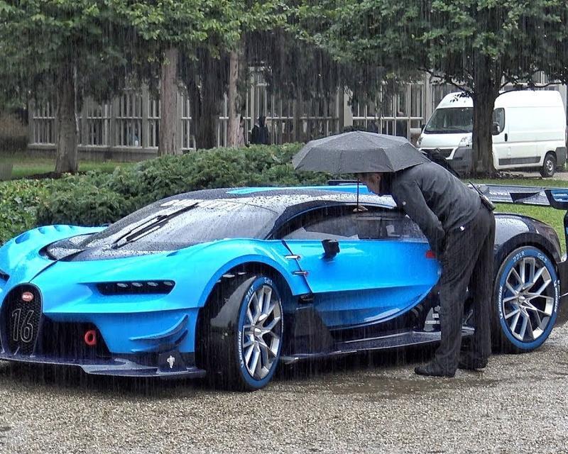 Supercar Blondie Checks Out Bugatti's Most Extreme Car